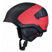 K2 Diversion Mens Audio Helmet (Black Red) - 21